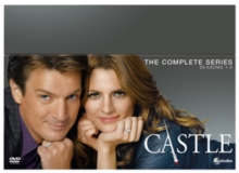 Castle: Seasons 1-8, DVD DVD
