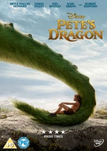 Pete's Dragon, DVD DVD