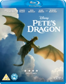 Pete's Dragon, Blu-ray BluRay
