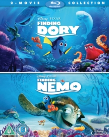 Finding Dory/Finding Nemo, Blu-ray BluRay