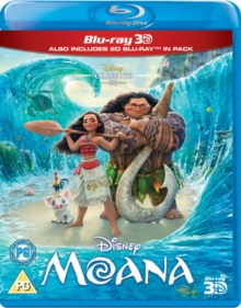 Moana, Blu-ray BluRay