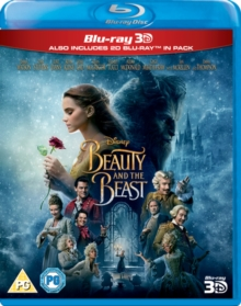 Beauty and the Beast, Blu-ray BluRay