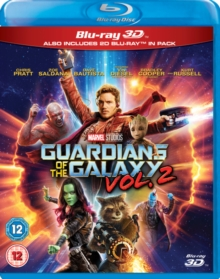 Guardians of the Galaxy: Vol. 2, Blu-ray BluRay