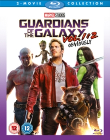 Guardians of the Galaxy: Vol. 1 & 2, Blu-ray BluRay