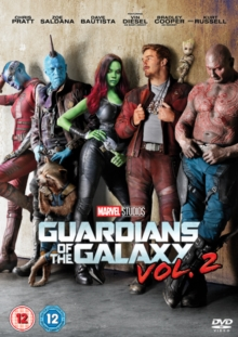 Guardians of the Galaxy: Vol. 2, DVD DVD