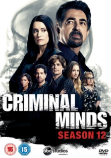 Criminal Minds: Season 12, DVD DVD