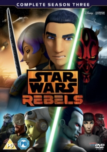 Star Wars Rebels: Complete Season 3, DVD DVD