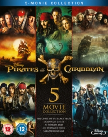 Pirates of the Caribbean: 5-movie Collection