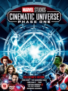 Marvel Studios Cinematic Universe: Phase One, DVD DVD