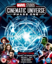 Marvel Studios Cinematic Universe: Phase One, Blu-ray BluRay