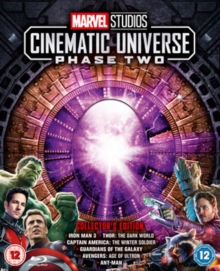 Marvel Studios Cinematic Universe: Phase Two, Blu-ray BluRay