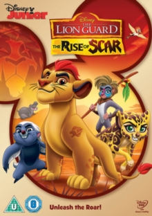 The Lion Guard - The Rise of Scar, DVD DVD