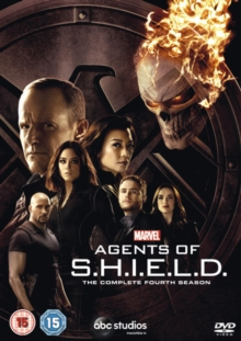 Marvel's Agents of S.H.I.E.L.D.: The Complete Fourth Season, DVD DVD