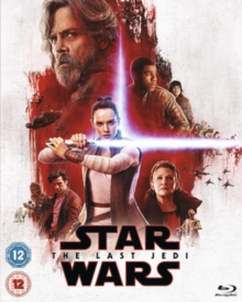 Star Wars: The Last Jedi, Blu-ray BluRay