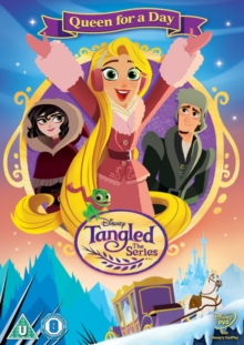 Tangled: The Series - Queen for a Day, DVD DVD