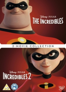 Incredibles: 2-movie Collection, DVD DVD