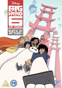 Big Hero 6: The Series - Back in Action, DVD DVD