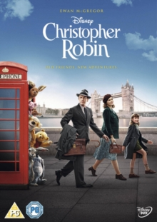 Christopher Robin, DVD DVD