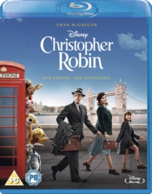 Christopher Robin, Blu-ray BluRay