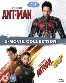 Ant-Man: 2-movie Collection, Blu-ray BluRay
