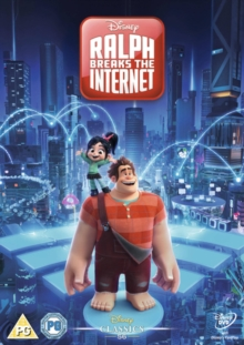 Ralph Breaks the Internet, DVD DVD