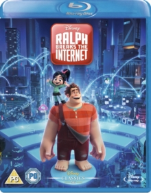 Ralph Breaks the Internet, Blu-ray BluRay