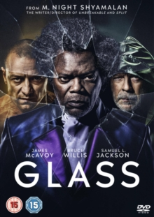 Glass, DVD DVD