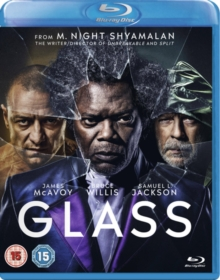 Glass, Blu-ray BluRay