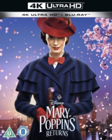 Mary Poppins Returns, Blu-ray BluRay