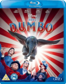 Dumbo, Blu-ray BluRay