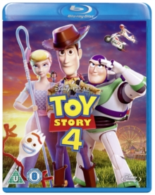 Toy Story 4, Blu-ray BluRay