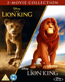 The Lion King: 2-movie Collection, Blu-ray BluRay