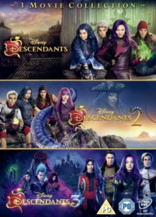 Descendants: 3-movie Collection, DVD DVD