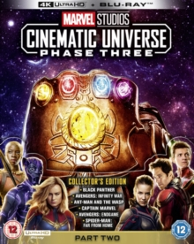 Marvel Studios Cinematic Universe: Phase Three - Part Two, Blu-ray BluRay