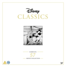 Disney Classics: Complete 57 Movie Collection