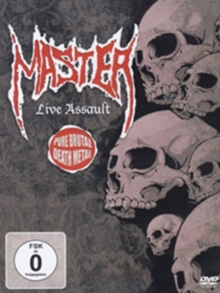 Master: Live Assault, DVD  DVD