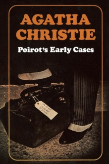 Poirot's Early Cases, Hardback Book