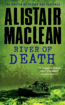River of Death, Paperback Book
