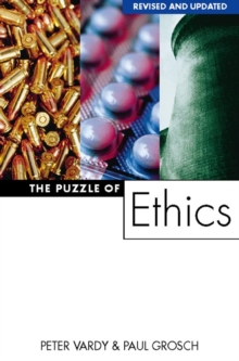 The Puzzle of Ethics, Paperback Book