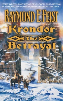 Krondor: The Betrayal, Paperback Book