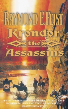 Krondor: The Assassins, Paperback Book