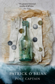 Post Captain, Paperback Book