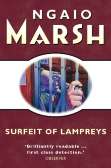 A Surfeit of Lampreys, Paperback Book