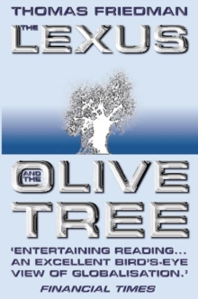 The Lexus and the Olive Tree, Paperback Book