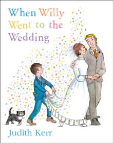 When Willy Went to the Wedding, Paperback Book