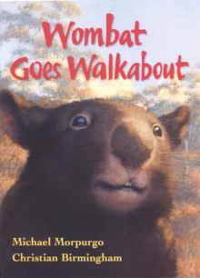 Wombat Goes Walkabout, Paperback Book