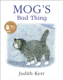 Mog's Bad Thing, Paperback Book