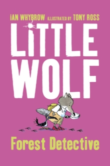 Little Wolf, Forest Detective, Paperback Book