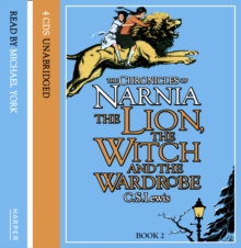 The Lion, the Witch and the Wardrobe, CD-Audio Book