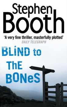 Blind to the Bones, Paperback Book